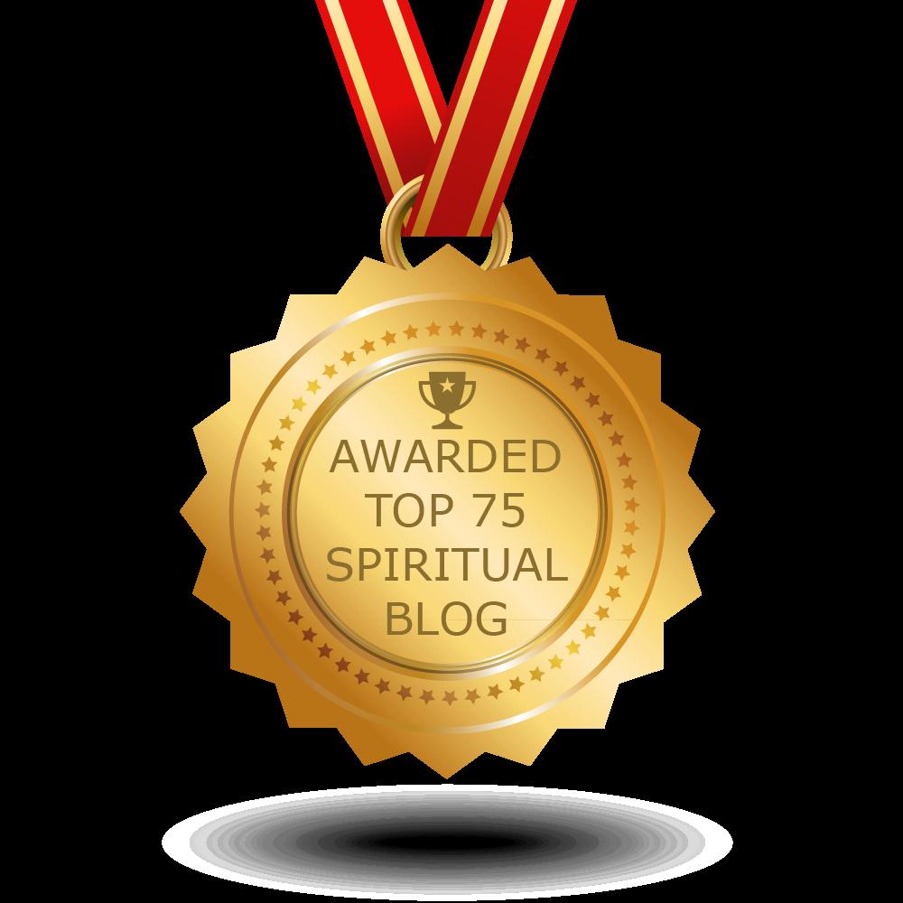 Spiritual Blog Award
